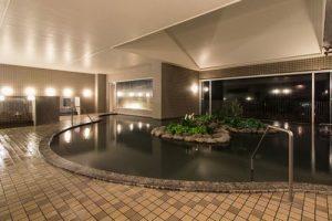 ホテルラフォーレ修善寺の天然温泉