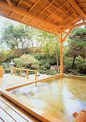 ラフォーレ倶楽部箱根強羅湯の棲の天然温泉