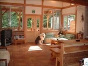 ワンパラリゾートラムールノアのペットと泊まれる部屋