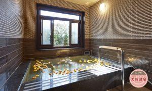 ルシアン旧軽井沢の天然温泉