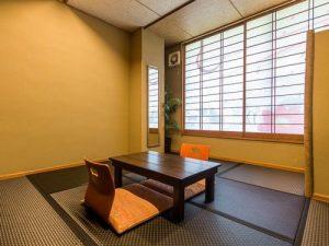 リブマックスリゾート天城湯ヶ島のぺットと泊まれる部屋