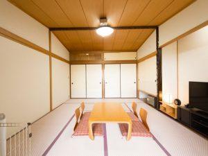 リブマックスリゾート伊豆高原のぺットと泊まれる部屋
