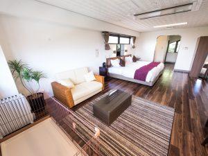 リブマックスリゾート城ヶ崎海岸のぺットと泊まれる部屋