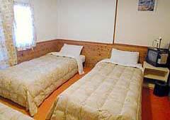 むね樹ペンションのぺットと泊まれる部屋