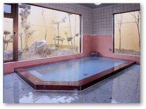 料理旅館むらさわの天然温泉