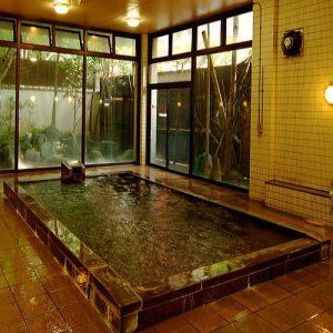 福狸亭小川家の天然温泉