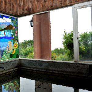 ドッグリゾートONE MOREの天然温泉