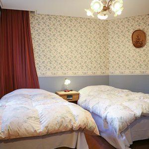 ペンションKEYAKI(欅)のぺットと泊まれる部屋