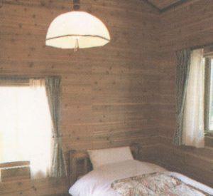 ログペンションさかいのぺットと泊まれる部屋