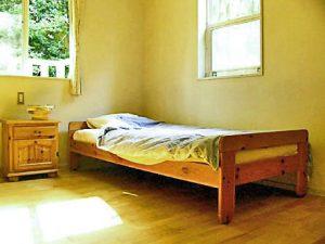 ペンションいっぺき湖のぺットと泊まれる部屋