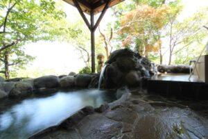クイールの天然温泉