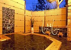 プチホテルサザンウインドの天然温泉