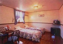 プチホテルサザンウインドのぺットと泊まれる部屋