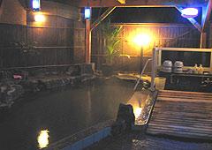 ホテル千寿館の天然温泉