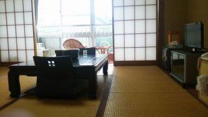 ホテル千寿館のぺットと泊まれる部屋