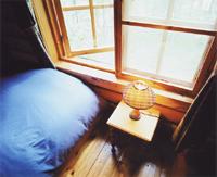 四季の森ホテルのぺットと泊まれる部屋