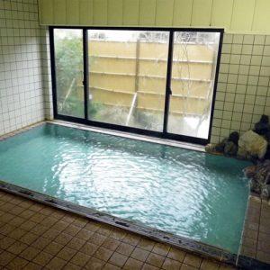 新かい荘の天然温泉