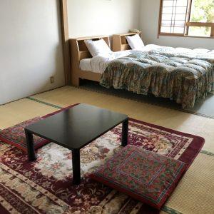 スターホテル赤倉のペットと泊まれる部屋