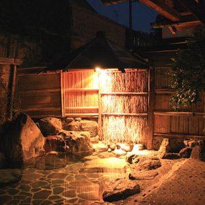 サンシャイン修善寺の天然温泉