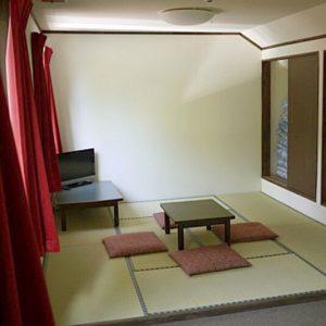 平標茶屋のペットと泊まれる部屋
