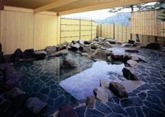 ホテルタングラム斑尾東急リゾートの天然温泉