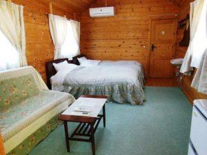 ペンション時計館のペットと泊まれる部屋