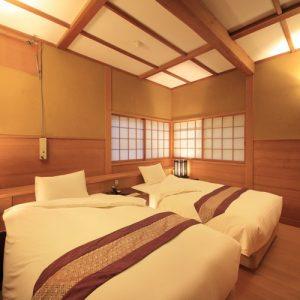 ウブドの森伊豆高原のぺットと泊まれる部屋