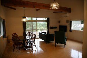 ヴィラ西湖のペットと泊まれる部屋