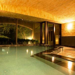 ヴィラージュ伊豆高原の天然温泉