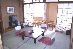 赤倉ワクイホテルのペットと泊まれる部屋