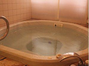 ペンションYou悠の天然温泉