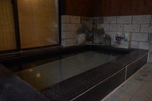 優鶴の天然温泉