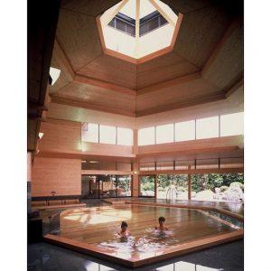 ホテルサンバレー悠々館の天然温泉