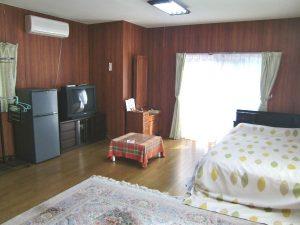 カーサkikiのぺットと泊まれる部屋