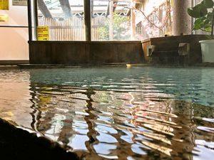 石廊館の天然温泉