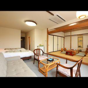 三保シーサイドホテル福田家のぺットと泊まれる部屋