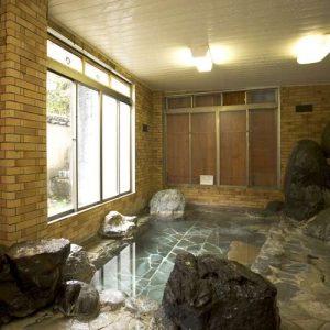 元湯館の天然温泉