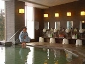 休暇村富士の天然温泉