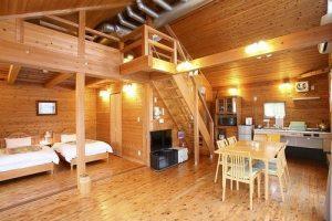 休暇村富士のぺットと泊まれる部屋