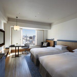 ヒルトン名古屋のペットと泊まれる部屋