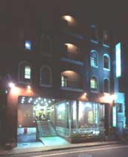 ホテル亀屋(茨城県水戸)