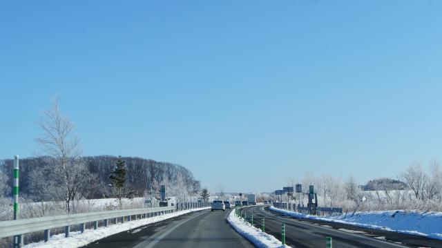 道東自動車道(道東道)