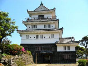 平戸城(長崎県)