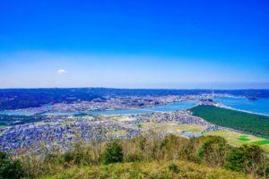 鏡山(佐賀県の桜の観光名所)