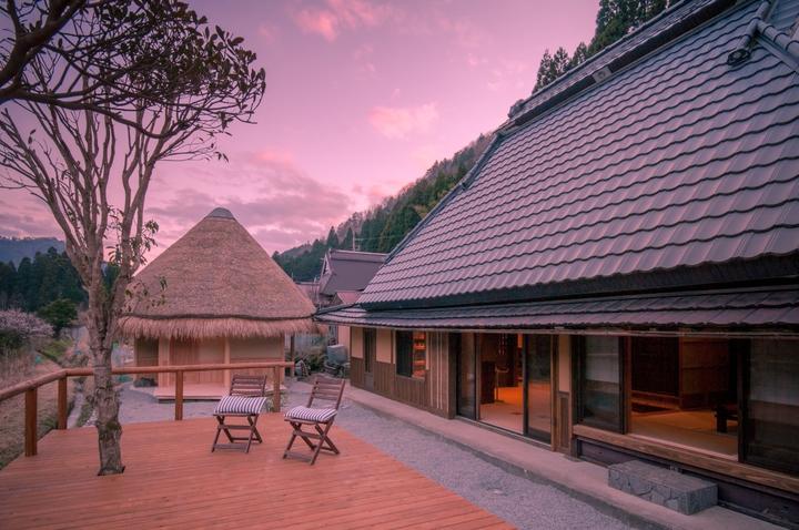 美山FUTON&Breakfast 美山EISA(京都府美山のペットと泊まれる宿)