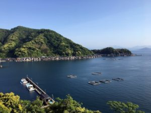 伊根の舟屋(京都のおすすめ観光スポット)